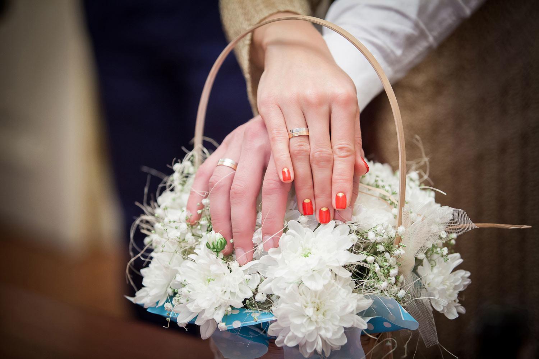 История свадьбы глазами фотографа