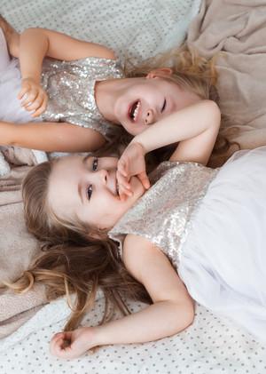 Новогодняя фотосессия Леры и Саши