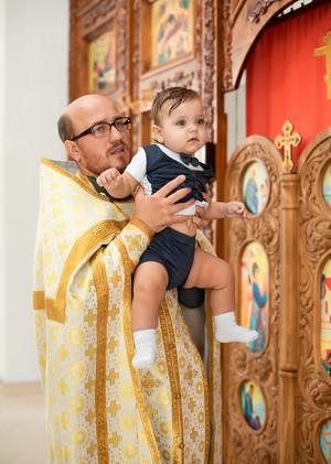 Крещение Мирослава