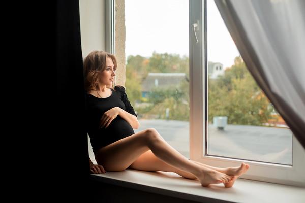 Беременность Иры