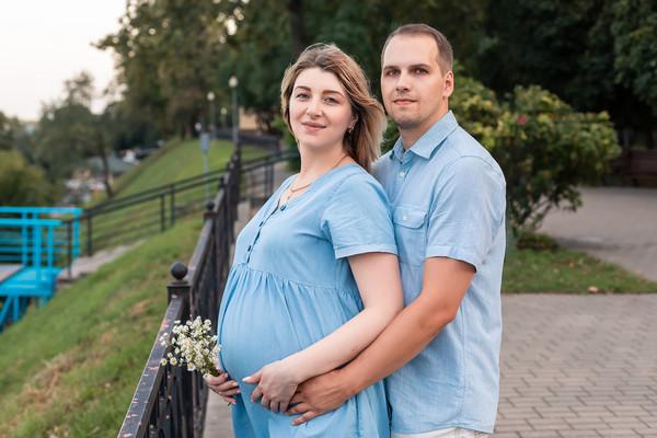 Беременность Эллины
