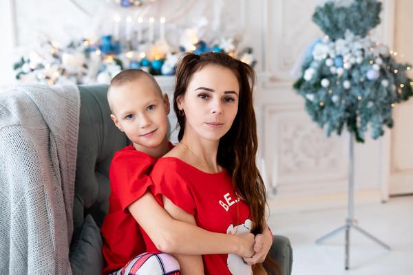 Юлия и Кирилл в студии Савой
