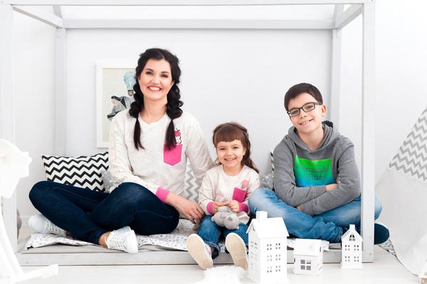 Эля и ее родные