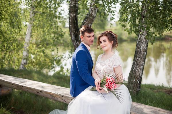 Свадебная фотосессия Кати и Саши
