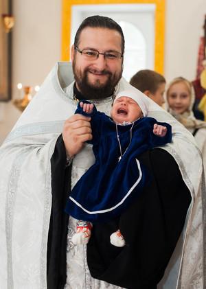 Крещение Ульяны