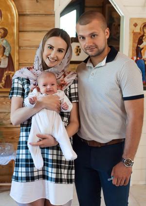 Крещение Семёна