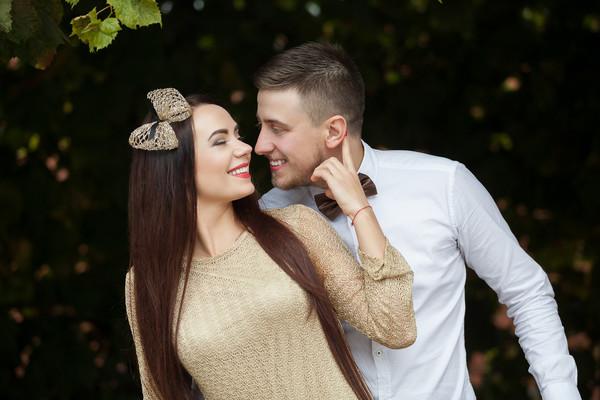 Таня и Максим