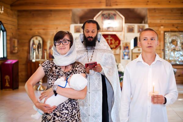 Крещение Ярослава